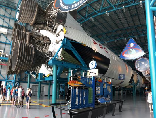 実際に飛ばすつもりで作られたアポロ。これが宇宙に行くなんてクレイジーです。。。