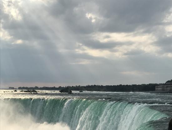 ナイアガラのカナダ滝