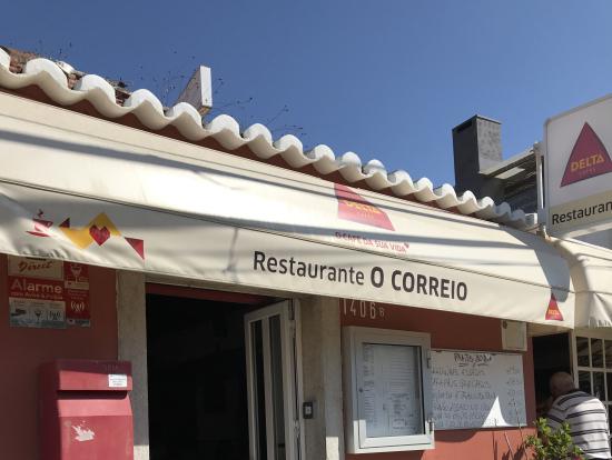 地元のレストラン