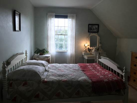 グリーンゲーブルズの客室