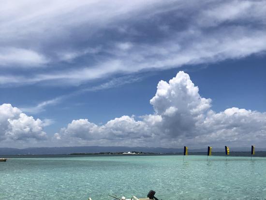 ナルスアン島からの風景です!!!