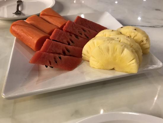 タイの果物は、美味しいです