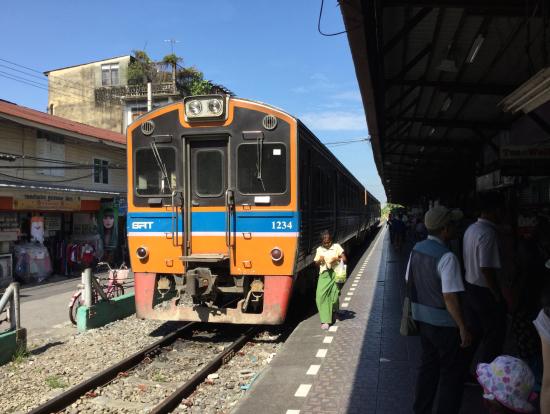 国鉄マハーチャイ線
