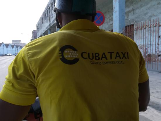タクシーのおじさん