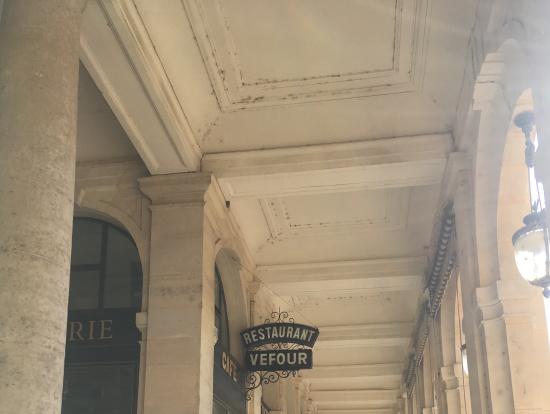 パレロワイヤル回廊