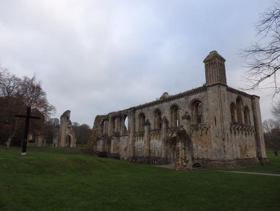 グラストンベリー・アビー(Glastonbury Abbey)