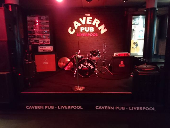 Beatles forever@CAVERN CLUB