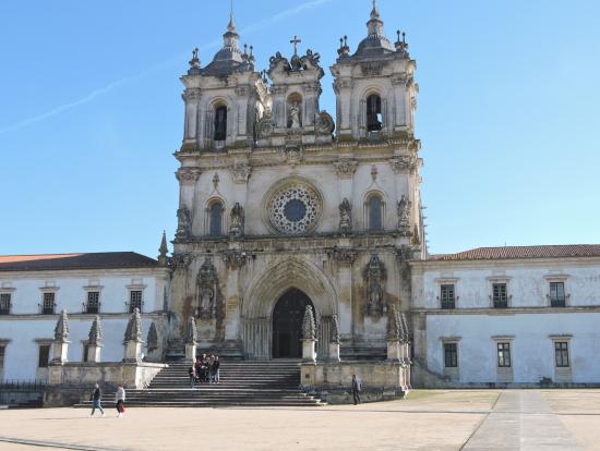 世界遺産アルコバサ修道院