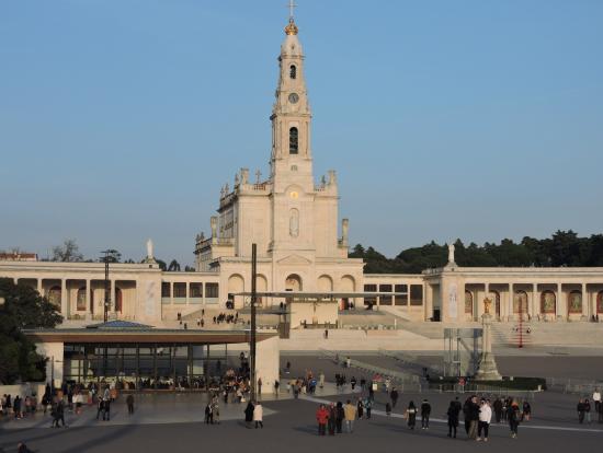 カトリックの聖地ファティマ