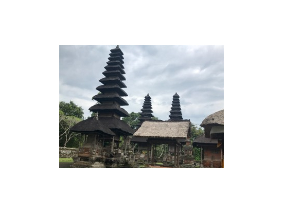 タマンアユン寺院①