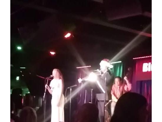 素敵な歌声