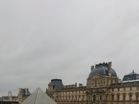 The ルーブル美術館
