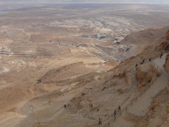 マサダ要塞
