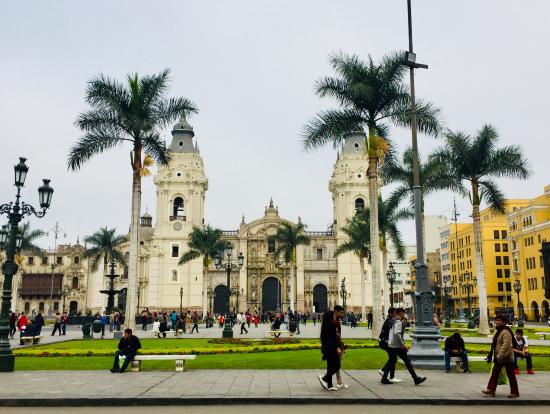 リマ大聖堂(カテドラル)