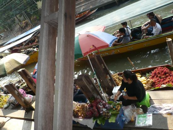 20190210 タイ バンコク 水上マーケット