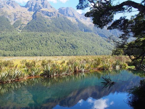 途中下車:Mirror Lake