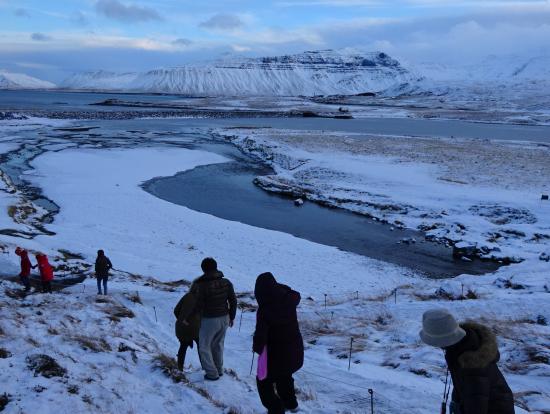 これぞ、アイスランドという景色です