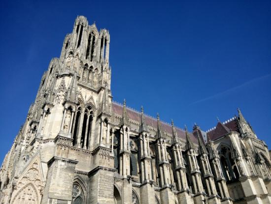 ランスの大聖堂