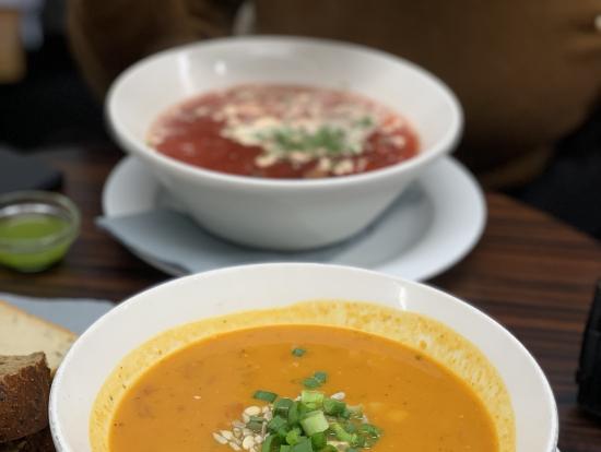 スープ美味しかった!