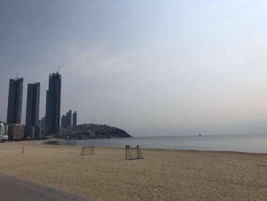 海雲台ビーチ