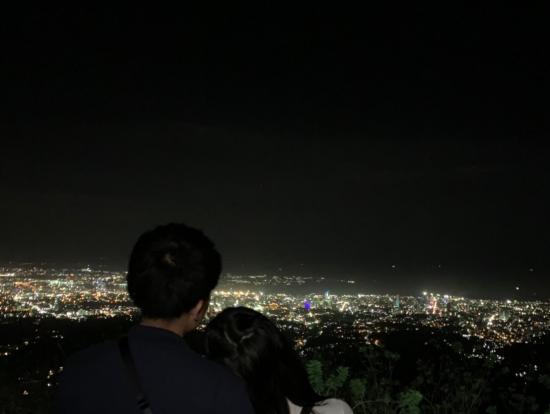 ロマンティック〜〜!