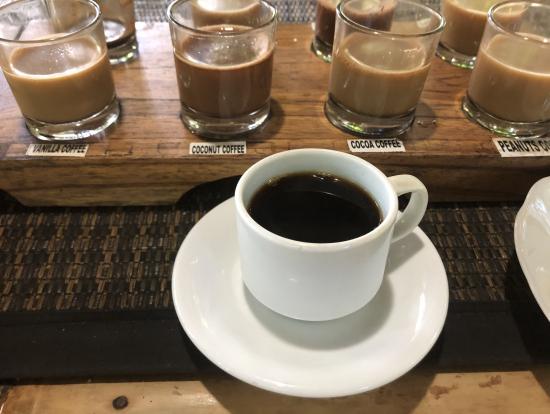 麝香猫コーヒー