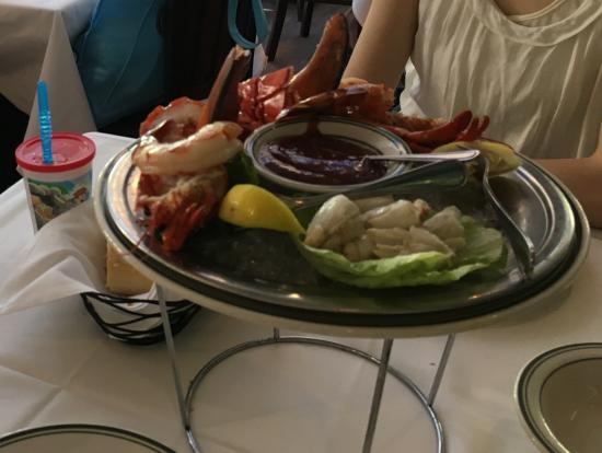 蟹、エビ、ロブスター