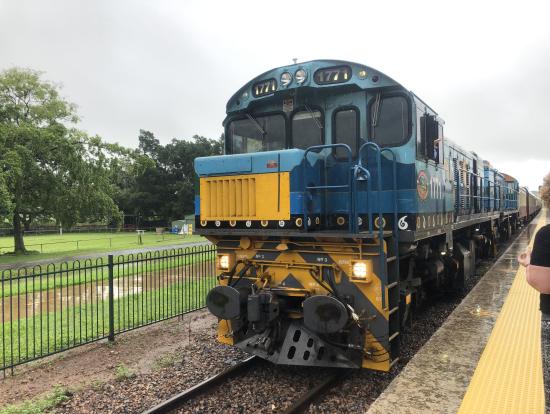 キュランダ高原列車