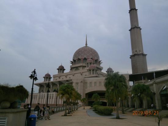 モスクとミレット(尖塔)