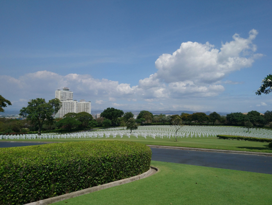アメリカ人墓地