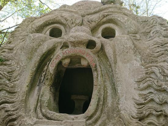 怪物公園のオーガ(人喰い鬼)
