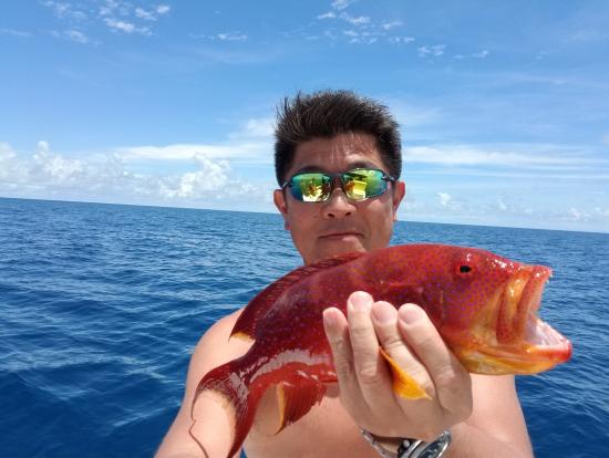 釣は難しい。