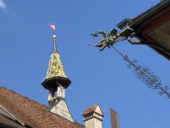 シュタインアムラインの塔