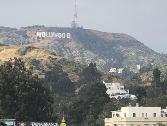 ハリウッド観光