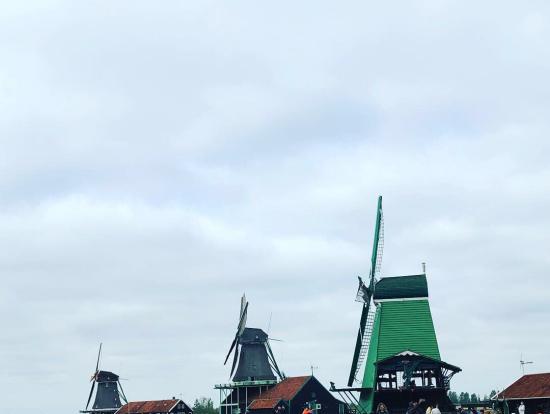 ザーンスの風車