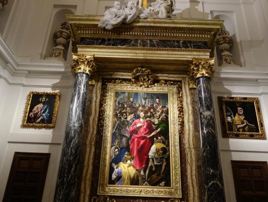 カテドラルの聖具室