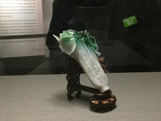 故宮博物院「白菜」