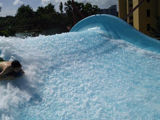 サーフィン見たいな体験
