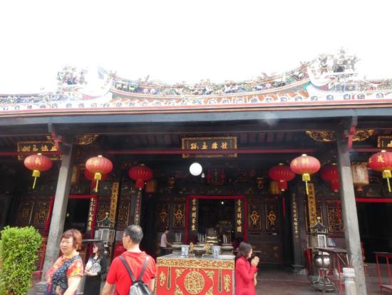中華の寺 青雲寺