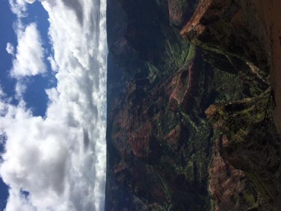 ワイメア渓谷