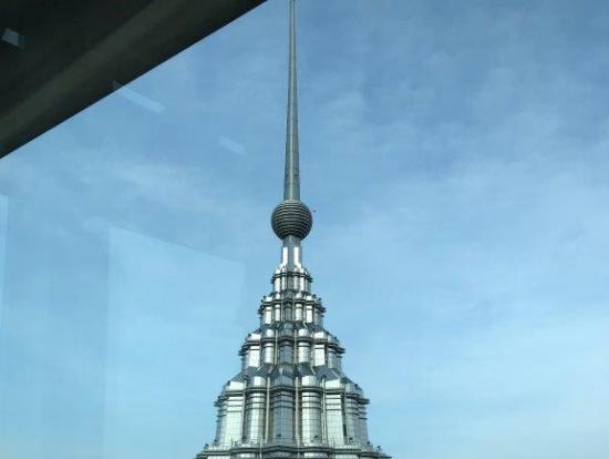 高層階からの景色
