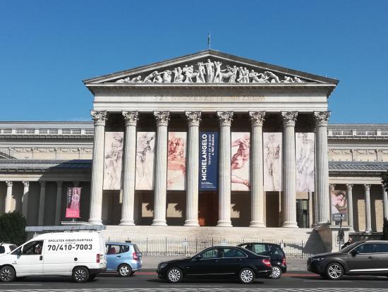 西洋美術館。無料で入館できます。