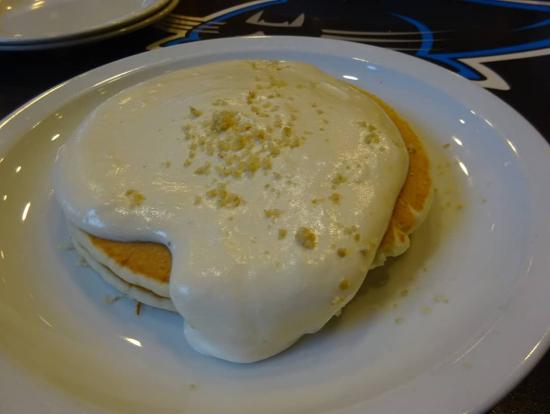 ブーツ&キモズのパンケーキ