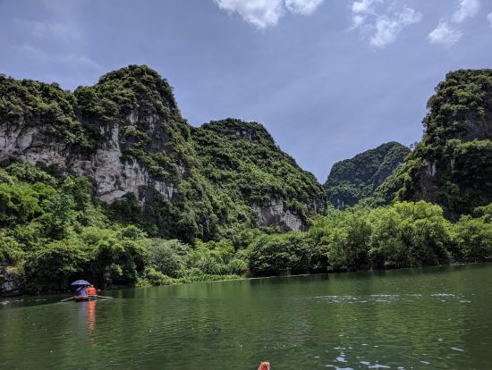 原始的なベトナムの自然