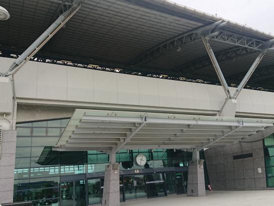 新幹線台中駅