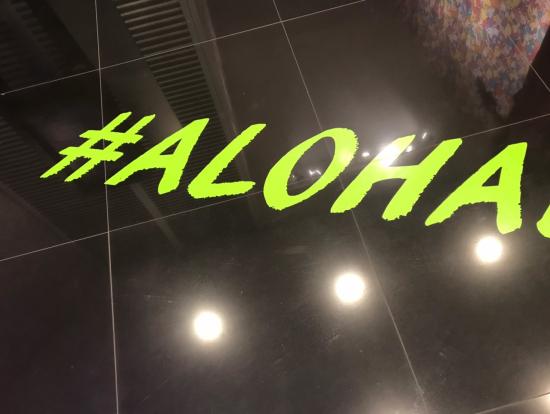 アラモアナショッピングセンターにはphotogenicスポットがいっぱい!