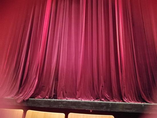 舞台はすぐそこ!