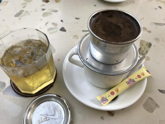 ベトナム式コーヒ
