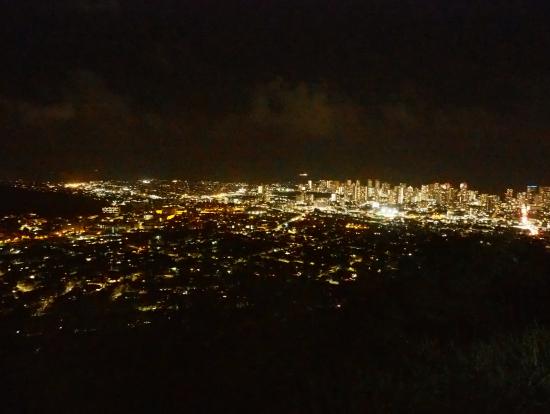 夜景が綺麗でした