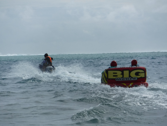 クレイジーバナナボート
